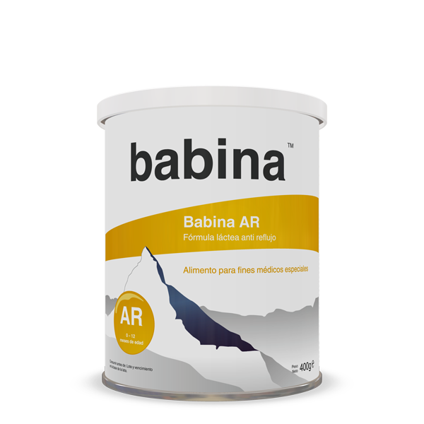 Babina AR, 400 g tin, Food for special medical purposes