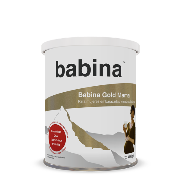 Babina Gold Mama, Dose 400 g, for expectant and breast-feeding mothers